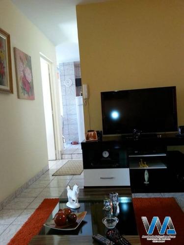 Lindo Apartamento No Cdhu - 1433