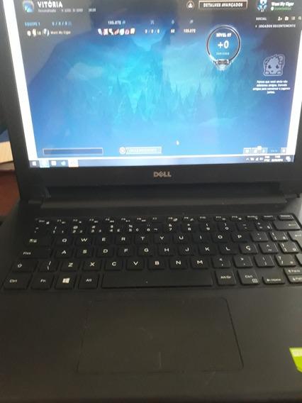 Nootbook Gamer Dell
