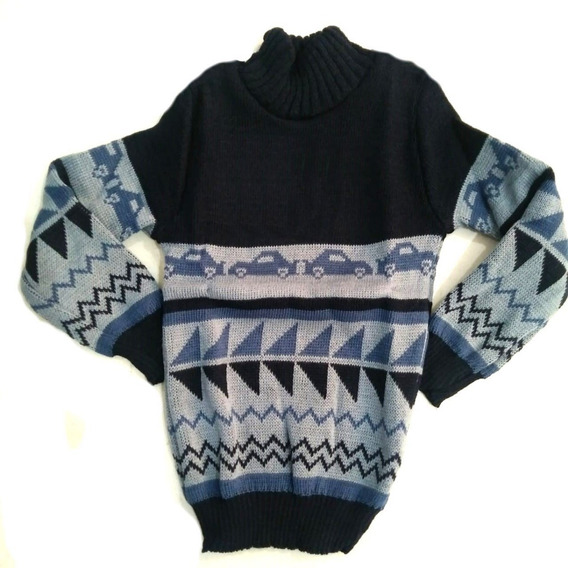 Blusa Suéter Lã Infantil