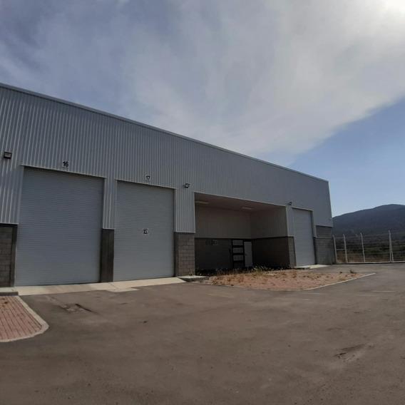 La Noria Bodegas Nuevas En Renta 345 M2 Y 445 M2 Seguridad