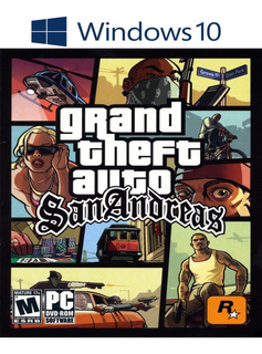 Grand Theft Auto San Andreas /*pc Windows 10*/