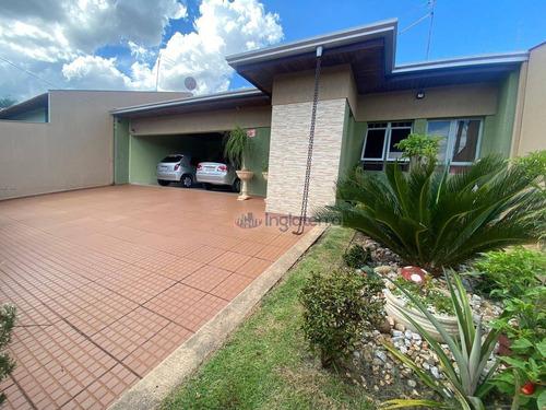 Casa À Venda, 180 M² Por R$ 570.000,00 - San Fernando - Londrina/pr - Ca1933
