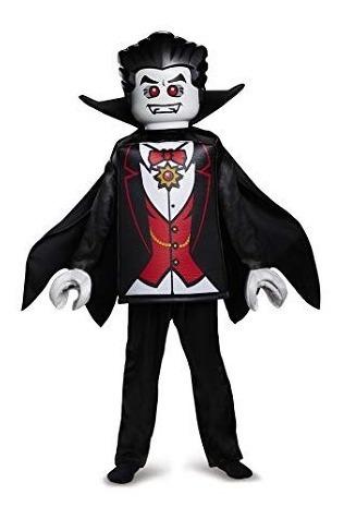 Disfraz Licencia Vampiro Deluxe Lego