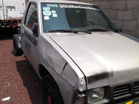 Nissan Pick-up Convertida A Gas L.p.