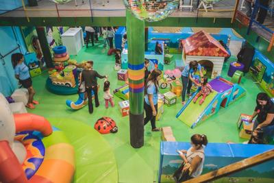 Fondo De Comercio 2 Salones De Fiestas Infantiles Y Adultos
