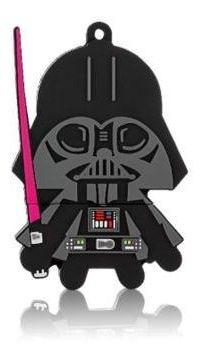 Pen Drive Multilaser Star Wars Darth Vader 8gb Pd035