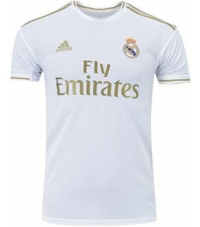 Camisa Real Madrid 2019/2020 adidas Original Oficial