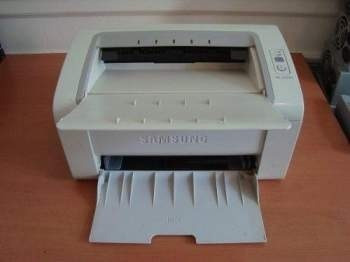 Impresora Samsung Ml 2165 (casi Sin Uso)