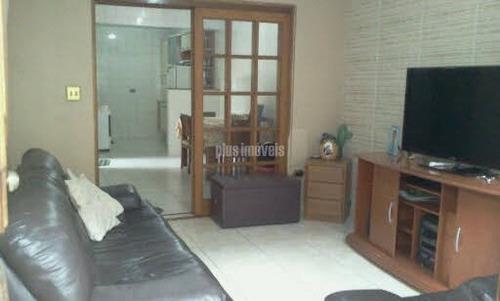 Casa Térrea Com 110 Ms2, No Ipiranga. - Mi130128