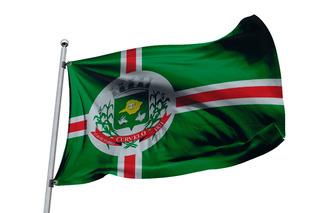 Bandeira Brasil Cidade De Curvelo Minas Gerais Mg Geografia