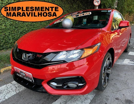 Honda Civic 2.4 Si 2p 2015