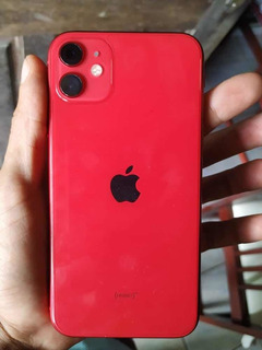 iPhone 11 Red (vermelho) 128g Anatel