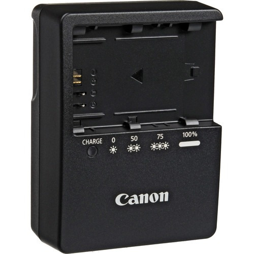 Carregador De Baterias Canon Lc-e6e