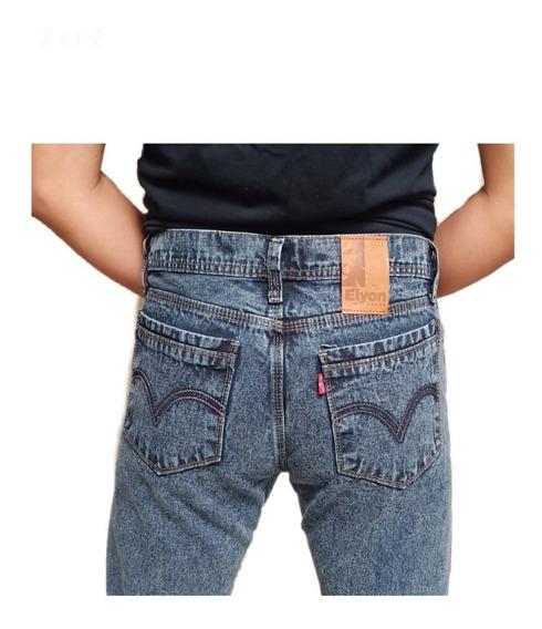 Pantalon Mezclilla Uso Rudo De Trabajo Industrial Jeans 514