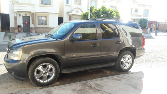 Chevrolet Tahoe Piel, R17, 3 Hileras