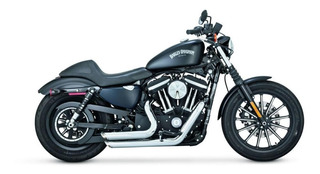 Mofles Vance & Hines Harley Davidson