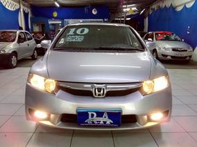 Honda Civic Exs Financiamos Em Até 48x - 2010