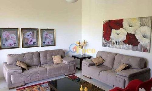 Chácara Com 7 Dormitórios À Venda, 1629 M² Por R$ 1.750.000,00 - Condomínio Ville De Chamonix - Itatiba/sp - Ch0155