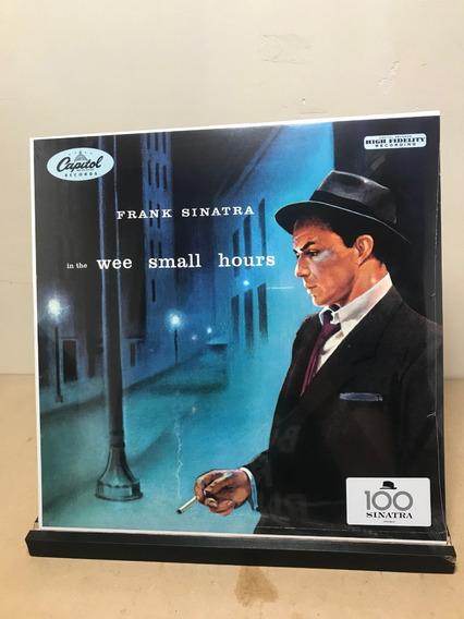 Vinilo Frank Sinatra - In The Wee Small Hours