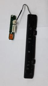 Teclado Funções + Sensor Tv Philips 32pfl3605d/78