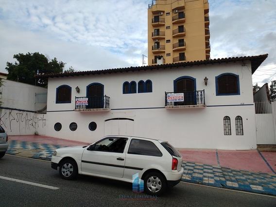 Casa Comercial 6 Salas No Trujilo Sorocaba Sp - 04333-1