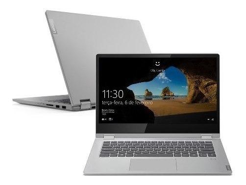 Notebook 2em1 Lenovo C340 I7-8565u 8gb 256gb Ssd Win10 14