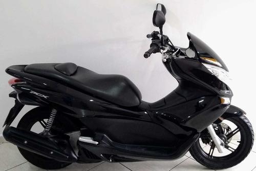 Honda Pcx 2015 Preta