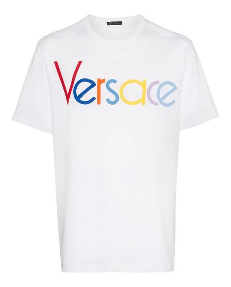 Camisa Versace Colores Moda