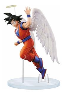 Figura Dragon Ball Z Goku Con Alas Angel Banpresto 16 Cm