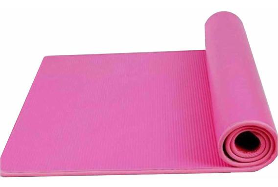 Yoga Mat Alfombra De 4 Mm. Con Bolso Incluido-cod Yjd-4