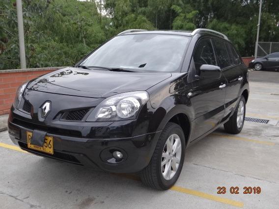 Renault 2.5, Koleos 4x4 Dynamique, Mod 2011. Mecanica