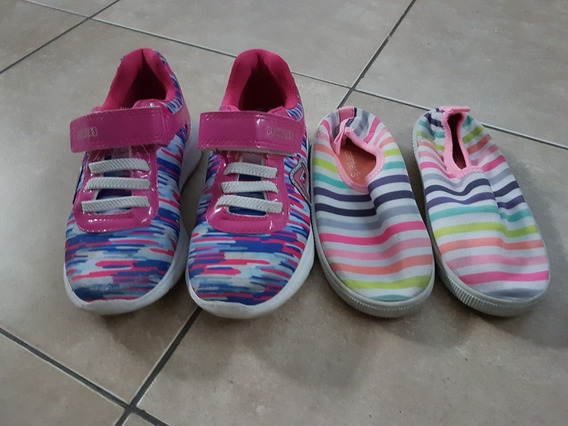 Zapatillas De Nena Varios Modelos Y Colores 23 Al 28