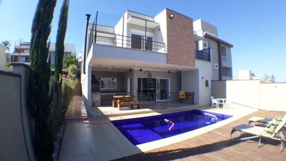 Casa À Venda, 290 M² Por R$ 1.300.000,00 - Swiss Park - Campinas/sp - Ca12189