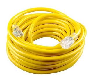 Epicord Cable Alargador De 9.8ft Color Amarillo 12 3