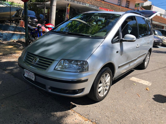 Volkswagen Sharan 1.9 I Highline Tiptronic Anticipo + Cuotas