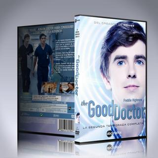 The Good Doctor Temporada 2 Dvd Latino/ingles
