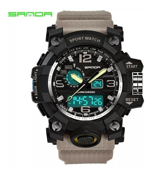 Relógio 5,5 Cm G-shock Militar Prova D