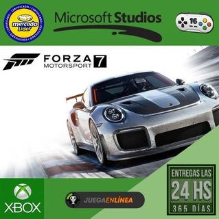 Forza Motorsport 7 - Xbox One - Modo Local