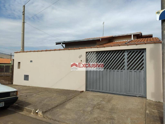 Casa À Venda, 95 M² Por R$ 375.000,00 - Marieta Dian - Paulínia/sp - Ca1660