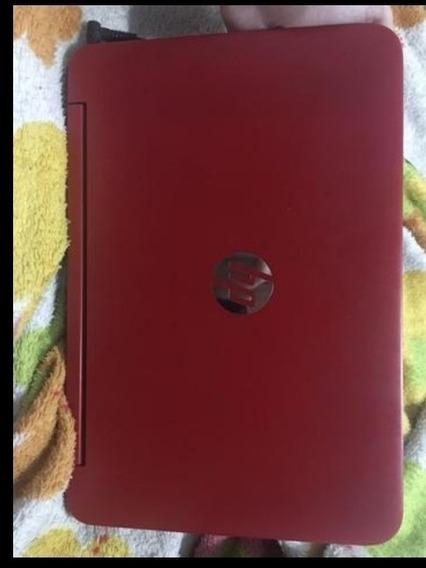 Notebook Tablet Hp Pavilion X360 Vermelho