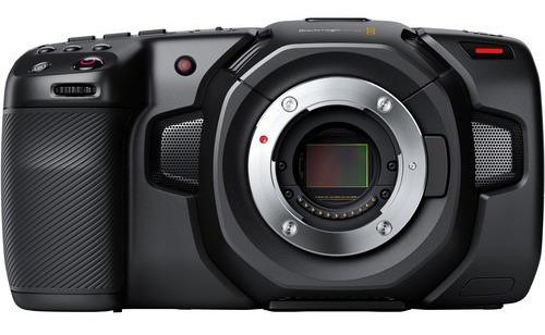 Blackmagic Pocket Camera 4k - Pronta Entrega - Novo