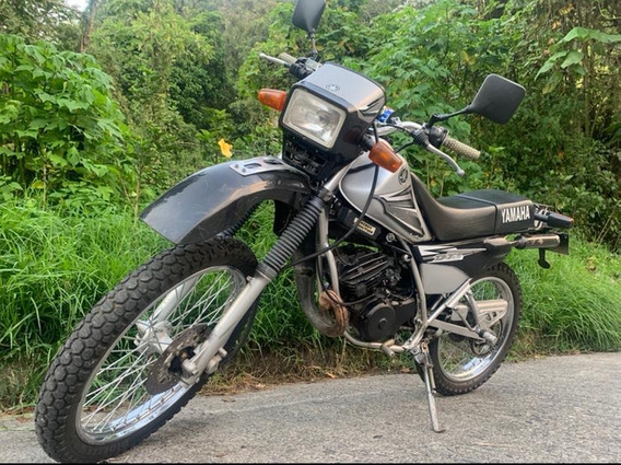 Yamaha Dt 125 (toda Original)