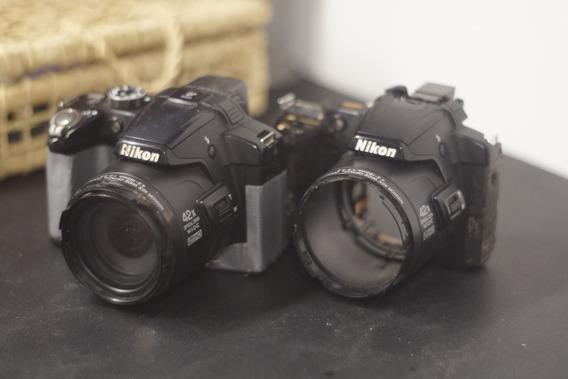 Sucata Nikon P510