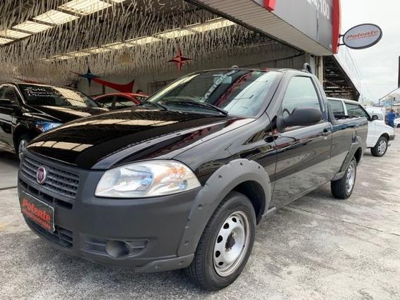Fiat Strada Working 1.4 Mpi 8v Flex, Flb0815