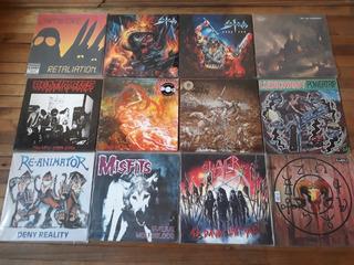 Venta De Vinilos De Rock...black...death...thrash Metal