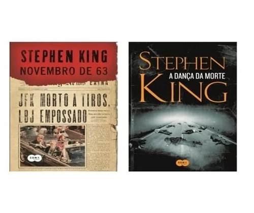 Arquivos Novembro De 63 + A Dança Da Morte - Stephen King
