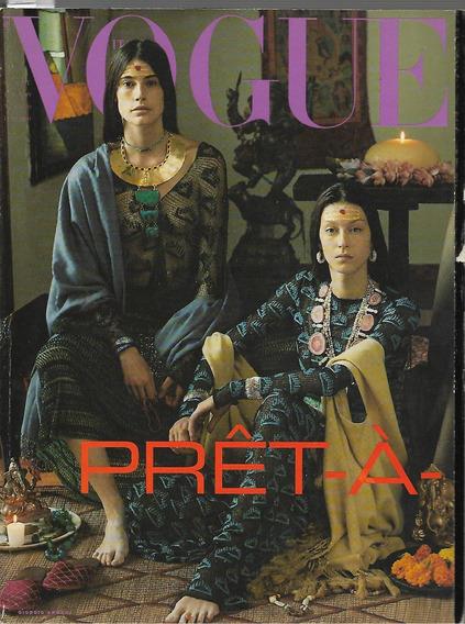 Vogue Italia 1999 Gisele Bundchen Frete Grátis