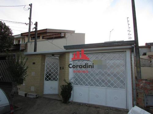 Imagem 1 de 21 de Casa Com 2 Dormitórios À Venda, 146 M² Por R$ 320.000,00 - Parque Novo Mundo - Americana/sp - Ca2120