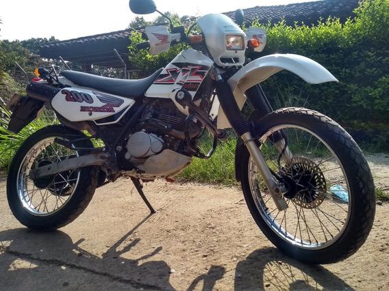 Moto Honda Xl200 | Xl 200