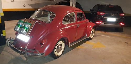 Imagem 1 de 9 de Volkswagen Fusca 1300 1969